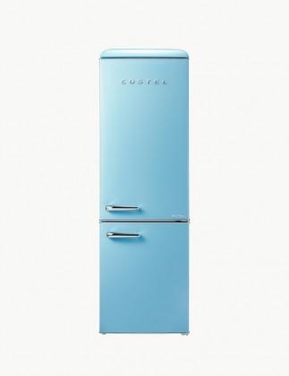 코스텔 클래식 레트로 냉장고 300L 스카이 블루 CRS-300GABU