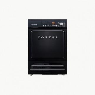 코스텔 레트로 에디션 전기 의류 건조기 엣지 블랙 CRC-080GNBK